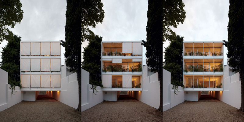 Once Building / Adamo-Faiden