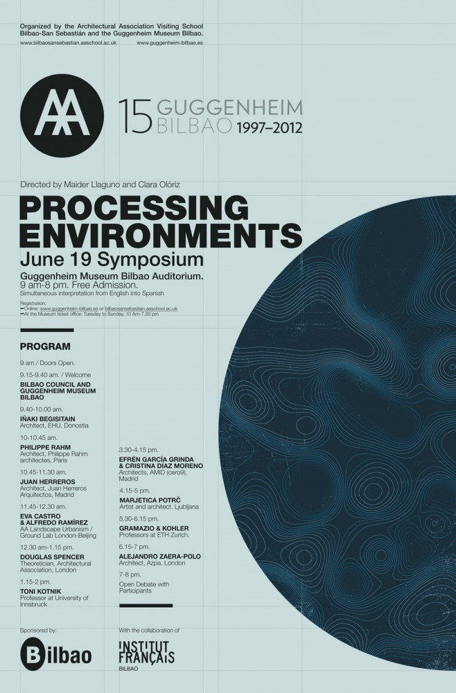 """Processing Environments"" Symposium"
