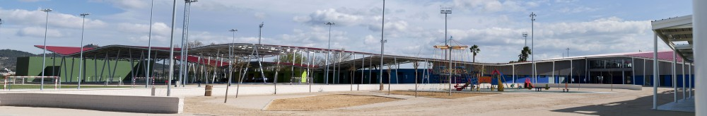 Sport City in Xativa / ACXT