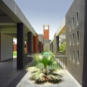 Adani Vidyamandir / Apurva Amin Architects Courtesy of Apurva Amin Architects