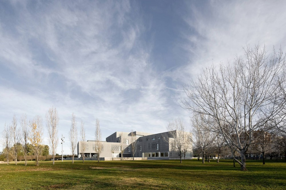 University Campus In Tortosa / Ravetllat-Ribas + Josep Ferrando