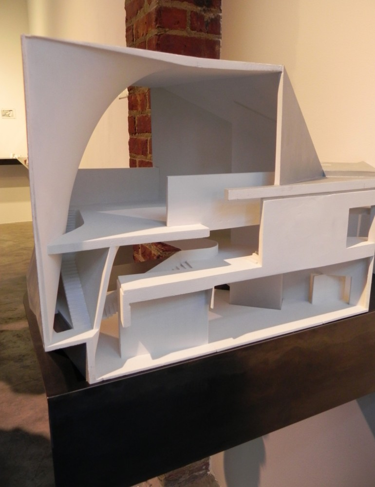 Update: Institute for Contemporary Art / Steven Holl Architects