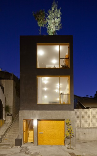 Eels Nest / Anonymous Architects © Steve King