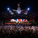 Photo of Queen Elizabeth II&#039;s Jubilee Celebrations. Photo  LEON NEAL/AFP/GettyImages