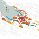 Klaksvík City Centre / Henning Larsen Architects (9) city centre phases