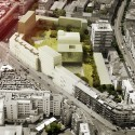 Badel Block Proposal (1) Courtesy of Pablo Pita Architects