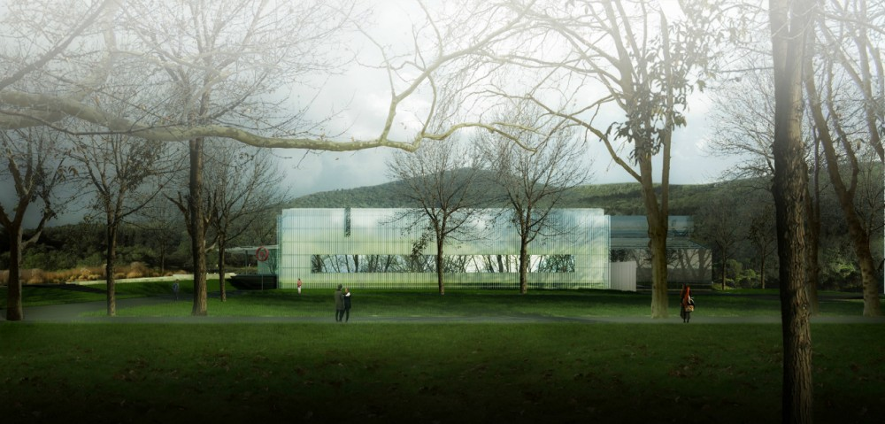 Thomas Phifer and Partners Unveils Design for Corning Museum of Glass