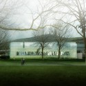 Corning Museum of Glass North Wing Unveiled / Thomas Phifer and Partners (1) Courtesy of  Thomas Phifer and Partners