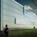 Corning Museum of Glass North Wing Unveiled / Thomas Phifer and Partners (2) Courtesy of  Thomas Phifer and Partners