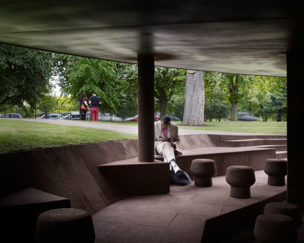 Serpentine Gallery Pavilion 2012 / Photos by Julien Lanoo