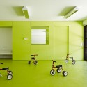 "Kindergarden, Primary and Secondary School ""Les Vinyes"" (3) © Eugeni Pons"