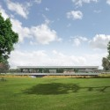 Amsterdam International Golf Club Schiphol (2) Courtesy of Mecanoo Architecten