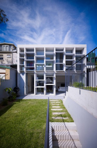 Balmain House / Carter Williamson  Brett Boardman