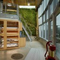 2012 Buckminster Fuller Challenge Winner announced!  (3) Bertschi School Ecohouse and Greenwall - Courtesy of The Buckminster Fuller Institute