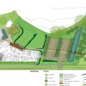 Landscape Drawing site plan