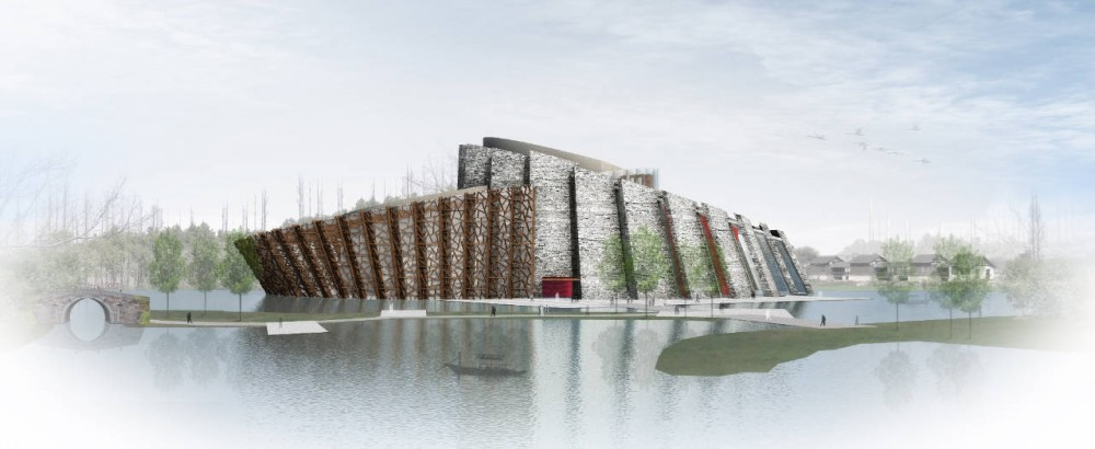 In Progress: Wuzhen Theater / Artech Architects