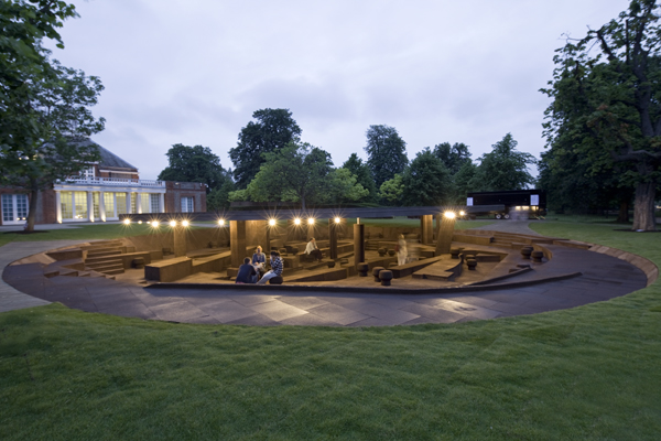 Serpentine Gallery Pavilion 2012 / Photos by Danica O. Kus