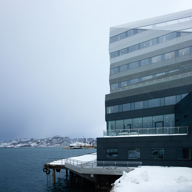 Norwegian Civil Aviation Authority HQ / Space Group Architects
