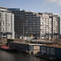The Oosterdokseiland / HVDN - Studioninedots  Peter Cuypers