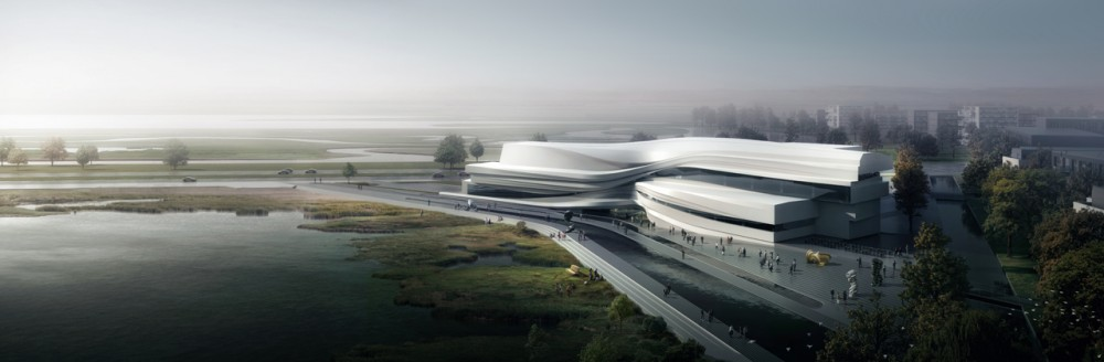 Yellow River Art Centre / Waa