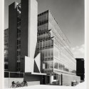 Notes from the Archive: James Frazer Stirling (5) James Stirling (Firm). History Faculty Building, University of Cambridge, England (1963–1967). Ezra Stoller, photographer. James Stirling/Michael Wilford fonds, Canadian Centre for Architecture © Esto