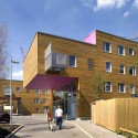 Bourbon Lane / Cartwright Pickard Architects Courtesy of Cartwright Pickard Architects