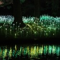 Bruce Munros stunning LED Installations light up Longwood Gardens (6) Courtesy of Bruce Munro