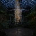 Impresionantes Bruce Munro Instalaciones LED iluminan los jardines de Longwood (3) Cortesía de Bruce Munro