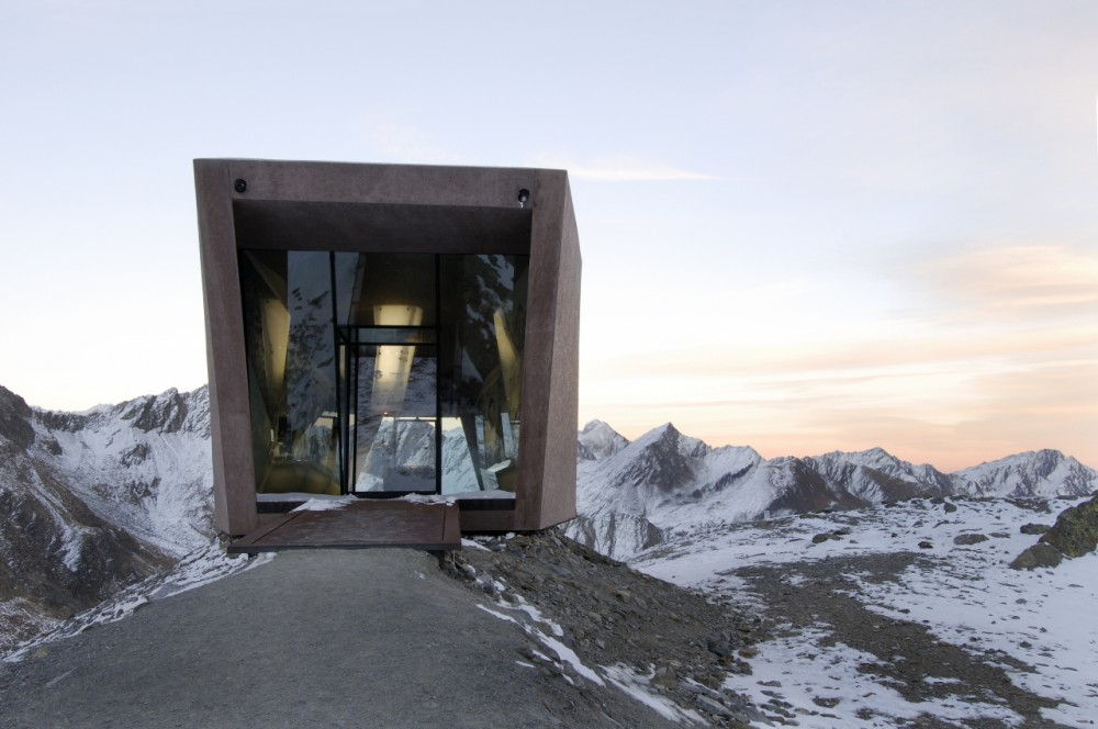 The Timmelsjoch Experience / Werner Tscholl Architects