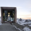 The Timmelsjoch Experience / Werner Tscholl Architects (18) © Alexa Rainer