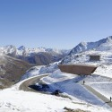 The Timmelsjoch Experience / Werner Tscholl Architects (13) © Alexa Rainer