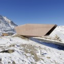 The Timmelsjoch Experience / Werner Tscholl Architects (12) © Alexa Rainer