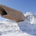 The Timmelsjoch Experience / Werner Tscholl Architects (11) © Alexa Rainer