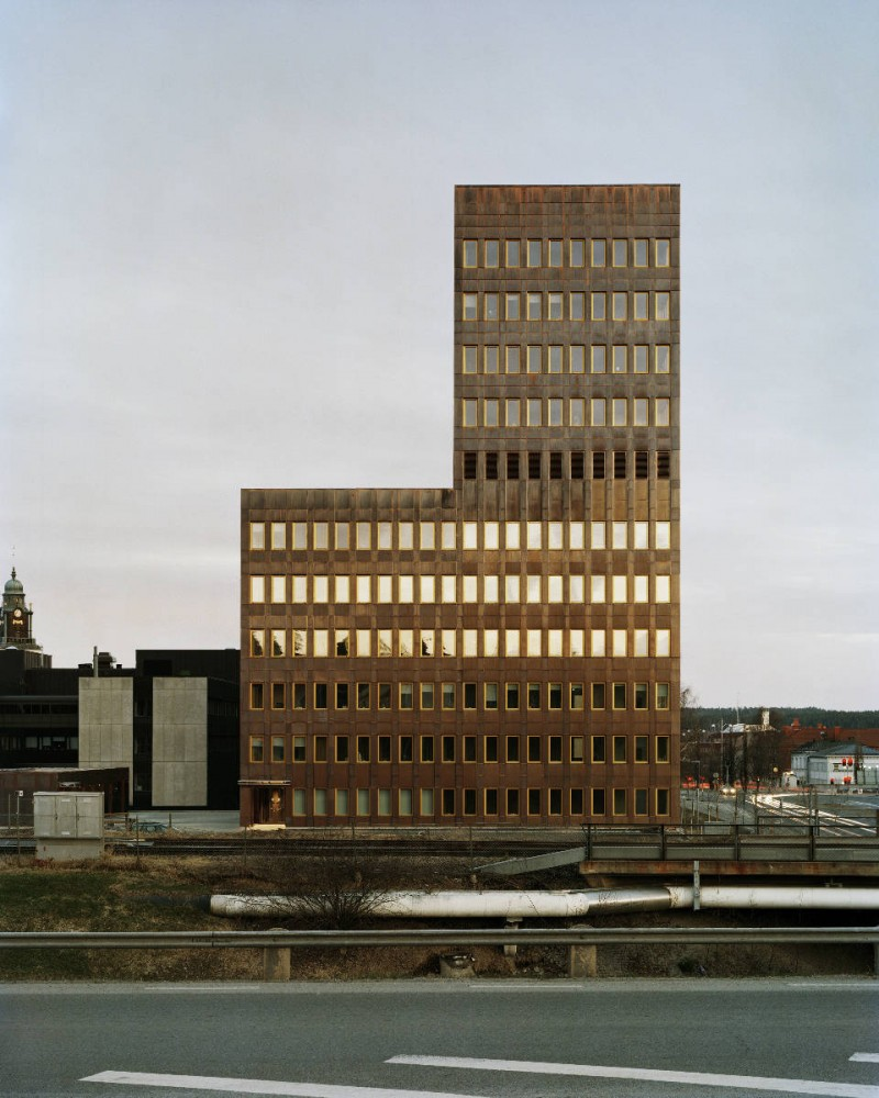Skelleftea Kraft Office Building / General Architecture