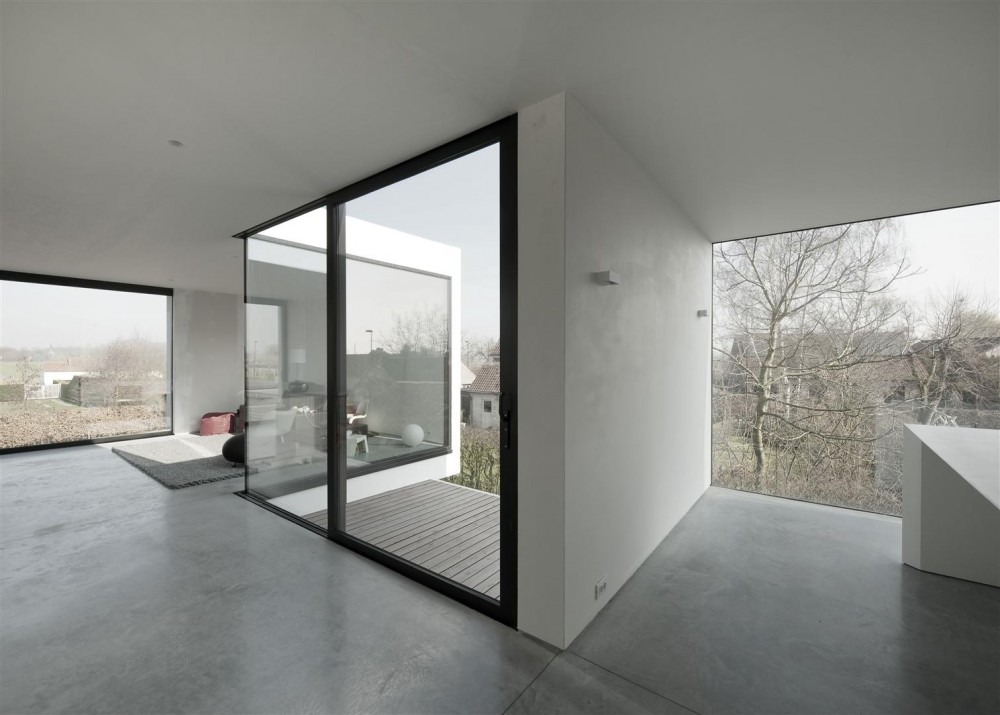 House D-Z / GRAUX &#038; BAEYENS Architecten