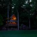 Impresionantes Bruce Munro Instalaciones LED iluminan los jardines de Longwood (18) Cortesía de Bruce Munro