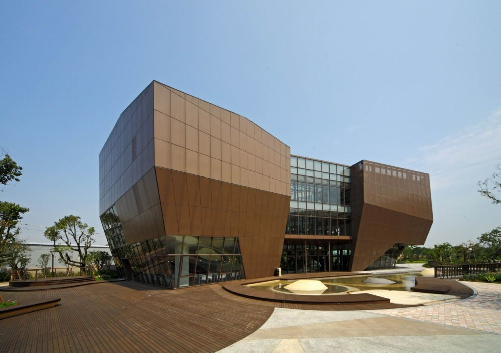 Hunya Chocolate Museum  / J. J. Pan & Partners