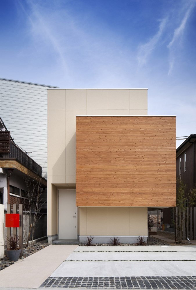 House in Kyobate / Naoko Horibe