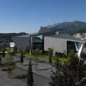 Jansen Campus / Davide Macullo Architects Courtesy of Davide Macullo Architects