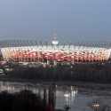 Warsaws National Stadium Selected for World Stadium Award 2012 (1) Courtesy of gmp Architekten