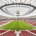 Warsaws National Stadium Selected for World Stadium Award 2012 (2) Courtesy of gmp Architekten