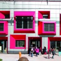 Kindergarten In Paris / Eva Samuel Architect Urbanist & Associates © Gaston Bergeret