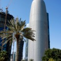 CTBUH Names Best Tall Buildings for 2012 (5) Doha Tower - Courtesy Ateliers Jean Nouvel
