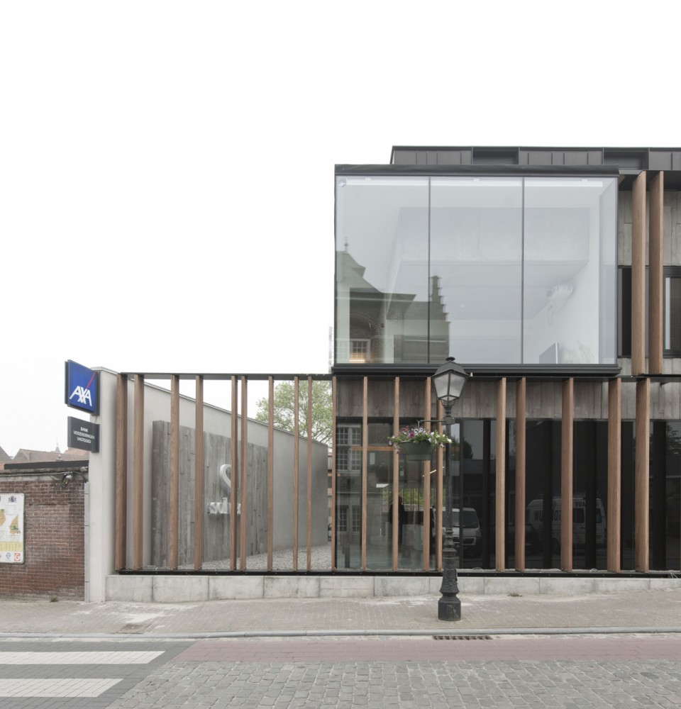 Office Solvas / GRAUX & BAEYENS architecten