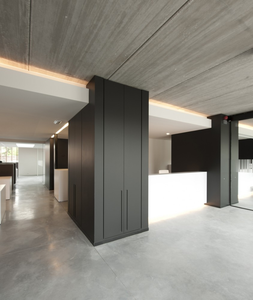 Office Solvas / GRAUX &amp; BAEYENS architecten