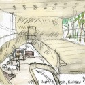 Holl and Foster selected for next Maggie's Centers (2) Courtesy of Steven Holl Architects