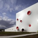 Olympic Shooting Venue / Magma Architecture © J.L. Diehl