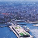 Think Space: 'Alejandro Zaera-Polo Never Planned to Win Yokohama Port Terminal' Competition (2) The Yokohama Project