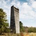 Kel?ský Javorník Observatory (1) Courtesy of Mimosa Architekti