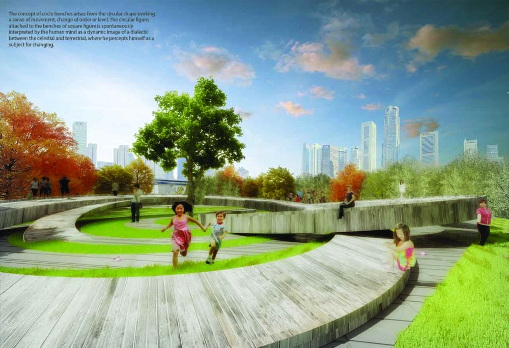 Re-Thinking Shanghai Proposal / Vinícius Philot, Fabiano Ravaglia and Gibran Duarte